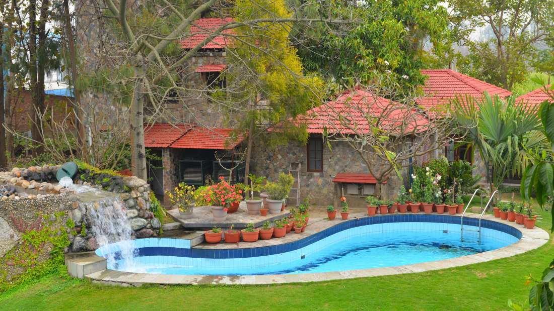 The Homestead Homestay in Corbett Ramnagar homestay 8