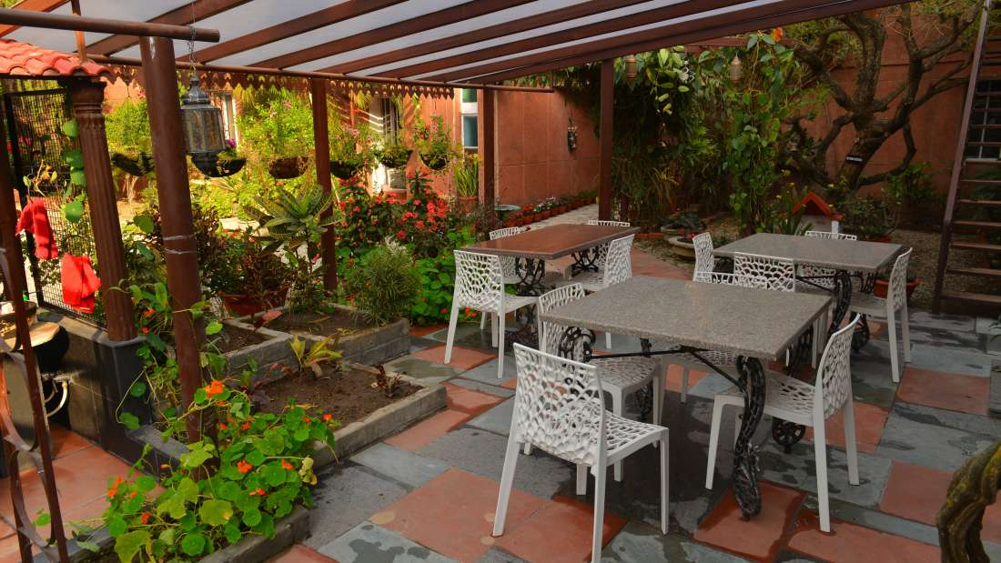 The Homestead Homestay in Corbett Ramnagar homestay swimming pool 7