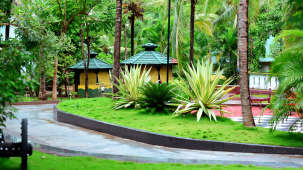 Parampara Resort & Spa, Kudige, Coorg Coorg Hotel Lobby Reception and facilities Parampara Resort Spa Kudige Coorg 2