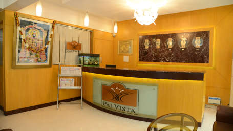 Hotel Pai Vista, KR Road, Bangalore Bangalore Pai Vista KR Road Luxury Hotel Bangalore Lobby 2