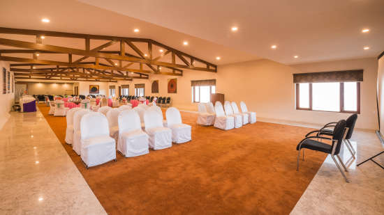 Conference Hall at Rosa Green n Breeze, Mussoorie, Mussoorie 4