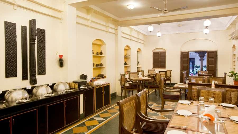 The Haveli Hari Ganga Hotel, Haridwar Haridwar Restaurant The Haveli Hari Ganga Hotel Haridwar