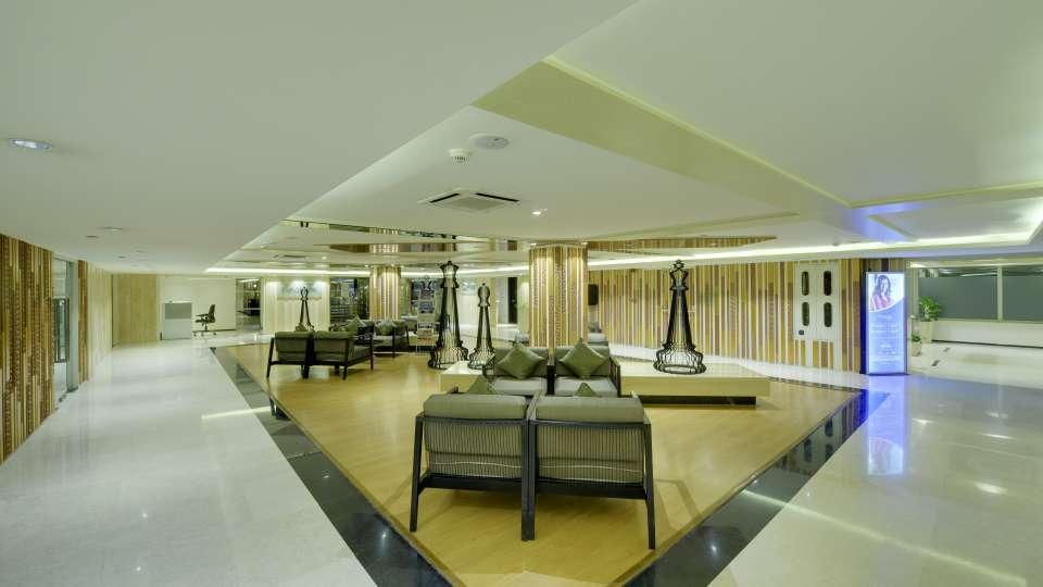 Davanam Sarovar Portico Suites, Bangalore Bangalore LOBBY - Hotel Davanam Sarovar Portico Suites Madiwala Bangalore