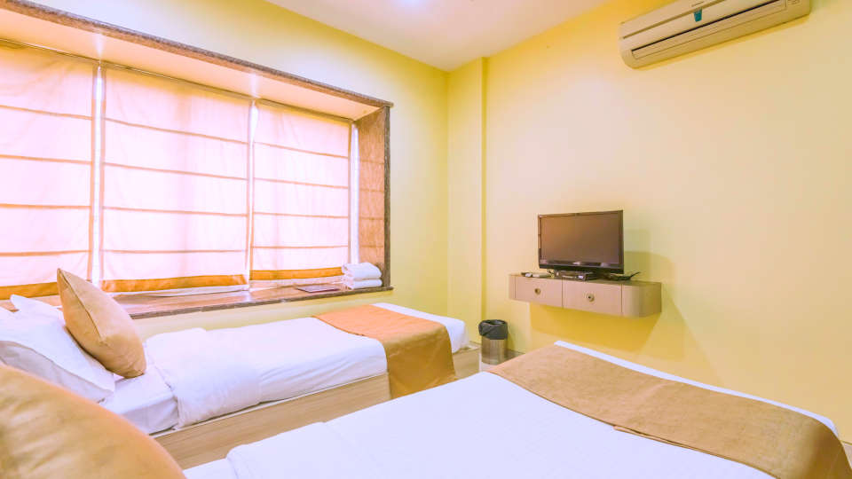 Dragonfly Apartments, Andheri, Mumbai Mumbai Two Bedroom Dragonfly Service Apartments Emerald Krishna Enclave Andheri Mumbai 3