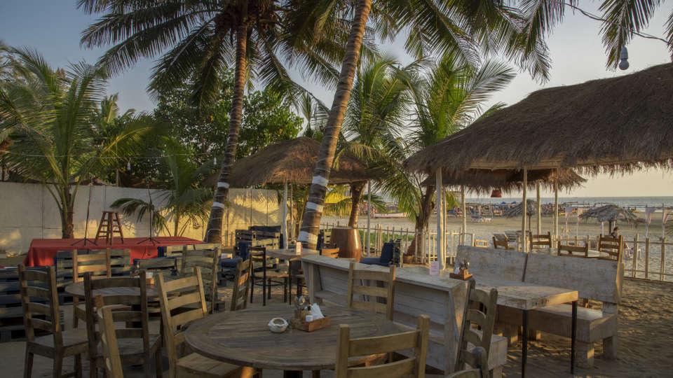 Dining at La Ri Sa Goa 4
