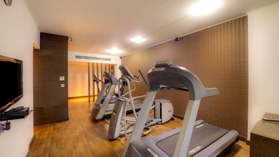 Health Club - Gym