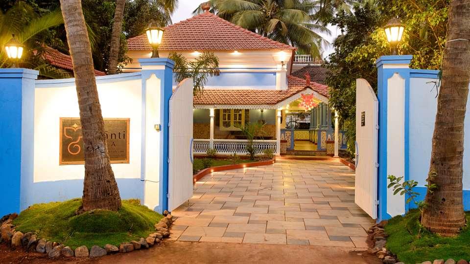 Shanti Villa Photos Luxury Villa in Goa 13