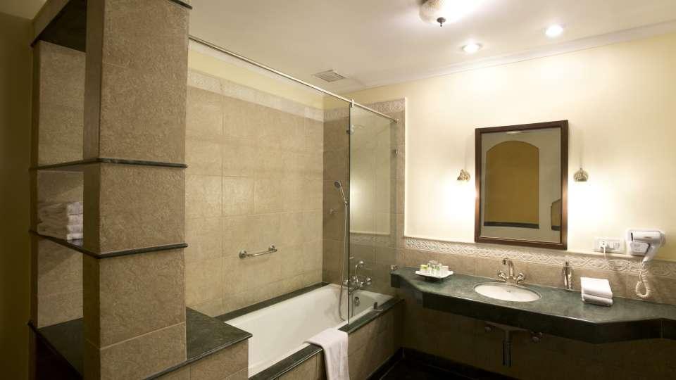 The Haveli Hari Ganga Hotel, Haridwar Haridwar Bathroom 1 Haveli Hari Ganga Hotel Hardiwar0