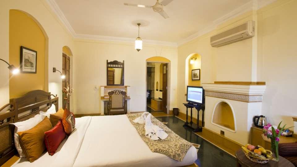The Haveli Hari Ganga Hotel, Haridwar Haridwar Superior room Haveli Hari Ganga Hotel Hardiwar0