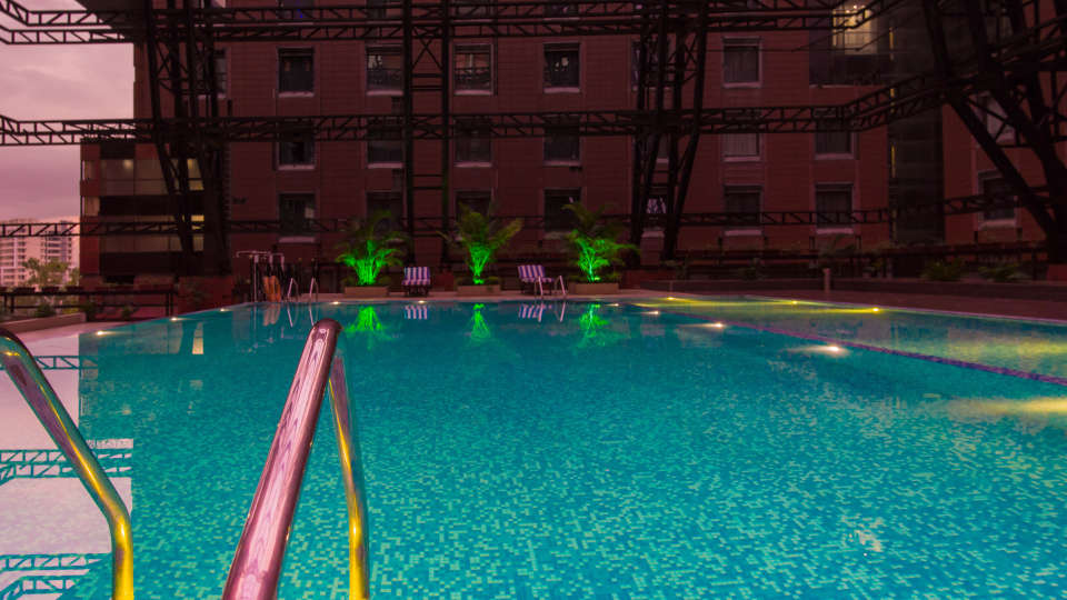 Hotel With Swimming Pool, The Orchid Hotel, Eco-Friendly Hotels In India 121