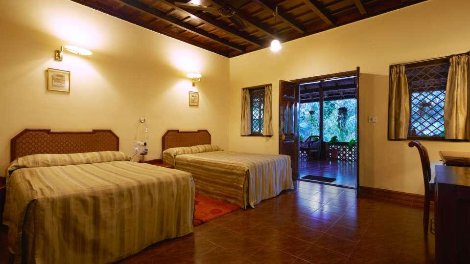 Tranquil Resort, Wayanad Wayanad Tranquil resort kerala Garden Room