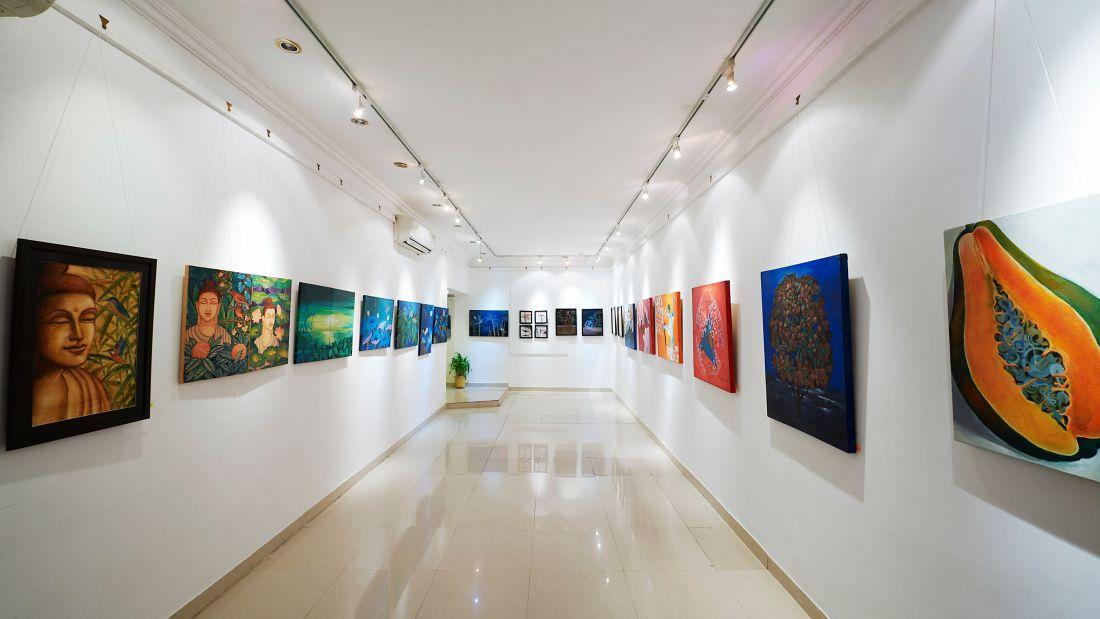 Art Gallery 1, Avinashi Road Hotels, Coimbatore Hotels, Banquet Halls in Coimbatore