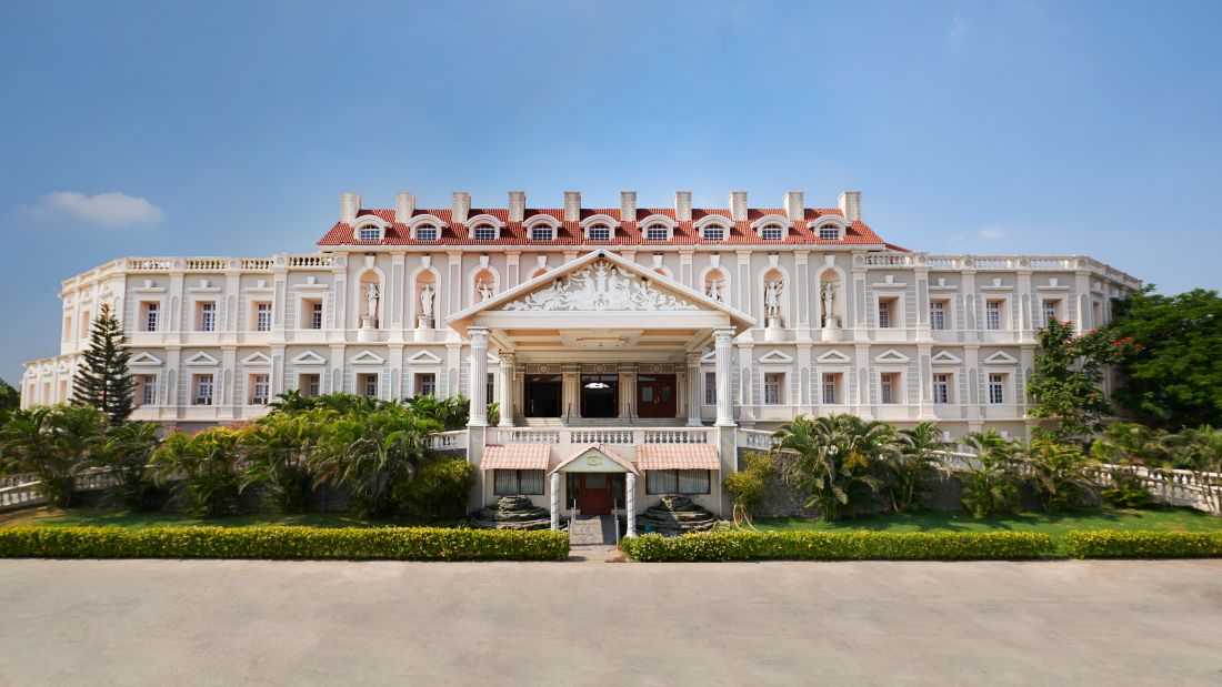 Exgterior Day, Avinashi Road Hotels, Coimbatore Hotels, Banquet Halls in Coimbatore