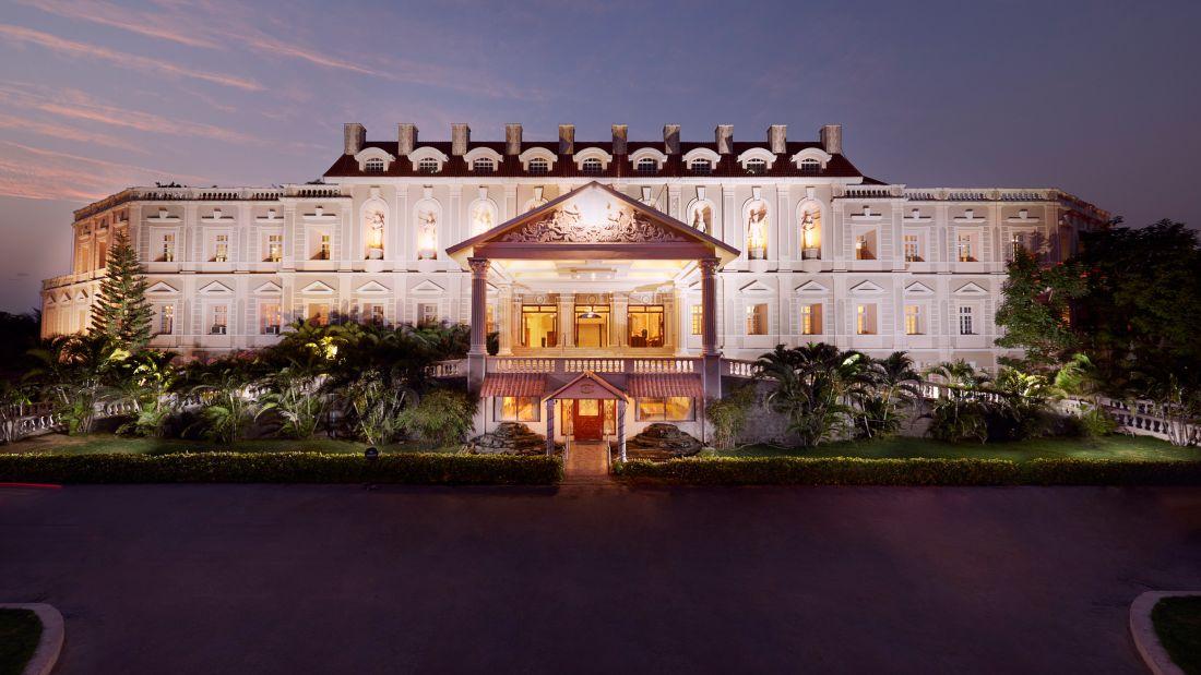 Exterior 1, Avinashi Road Hotels, Coimbatore Hotels, Banquet Halls in Coimbatore