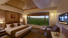 Places to stay in Sasan Gir, Best places to stay in Sasan Gir, Sarovar Portico, Sasan Gir