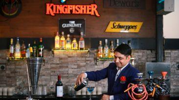 Sky Grill Restaurant at Crystal Sarovar Premier Agra 5 star restaurants in agra 6