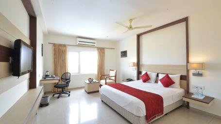 Executive regular room at Hotel SRM Tuticorin, Hotel in Tuticorin