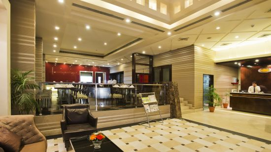 The Manor Bareilly Hotel  Bareilly Reception 8 The Manor Bareilly Hotel0