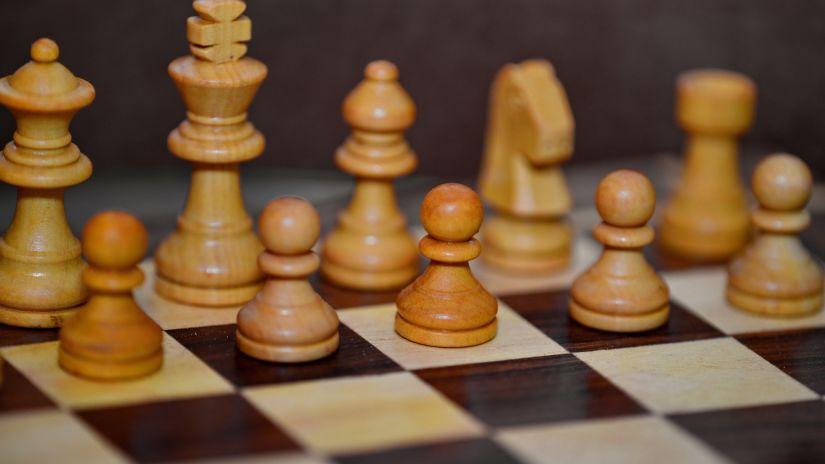 Chess - Experiences at BrijVilla