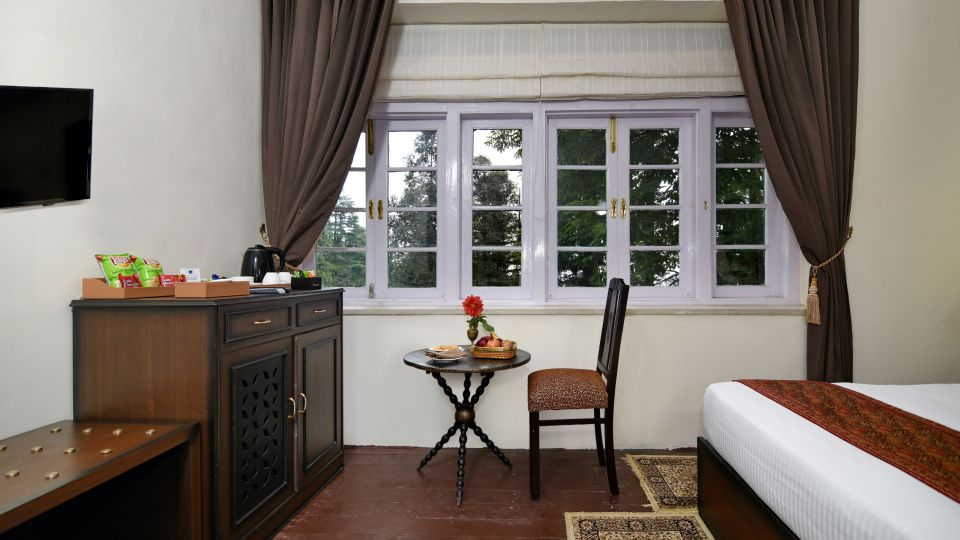 Imperial Room, Brijvilla, Dalhousie, Room in Dalhousie 1