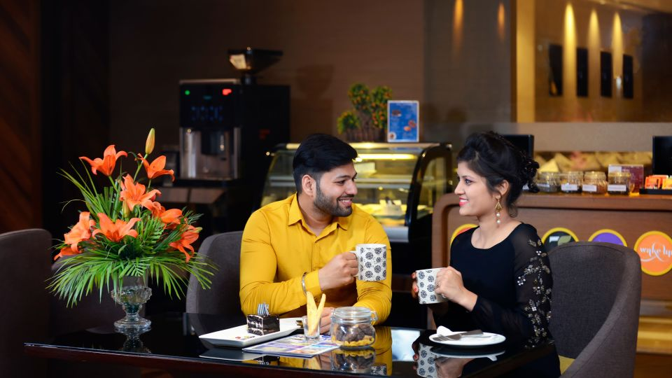 Sky Grill Restaurant at Crystal Sarovar Premier Agra 5 star restaurants in agra 7