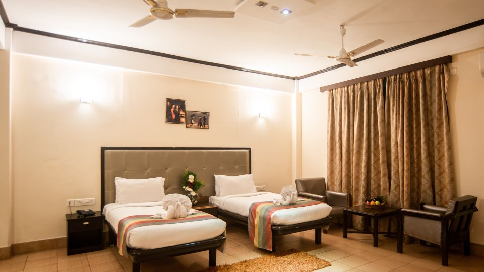 Premium Rooms in Meghalaya, Hotel rooms in Meghalaya-1, Hotel Polo Orchid, Tura-4
