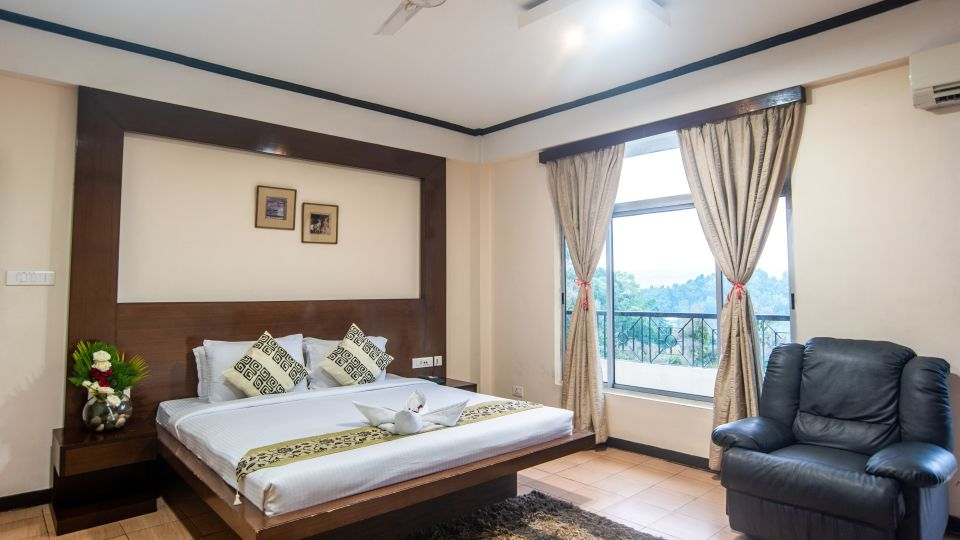Rooms in Meghalaya, Best places to stay in Meghalaya, Hotel Polo Orchid, Tura-1