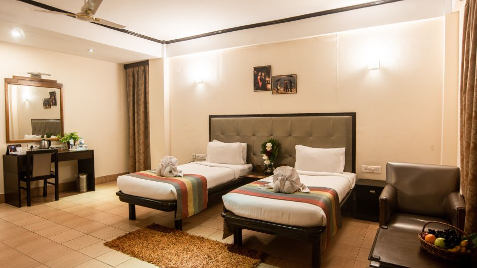 Spacious rooms in Meghalaya, Best places to stay in Meghalaya-3, Hotel Polo Orchid, Tura-5