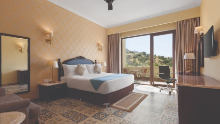 Premier Room at Ramada Resort Kumbhalgarh