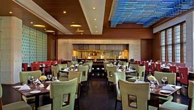 Dining, Golden Tulip. business hotel in Lucknow