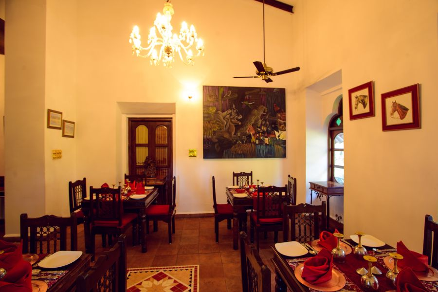 alt-text Shanti Morada Boutique Hotels in Goa 41