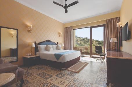 Premier Room at Raajsa Resort Kumbhalgarh