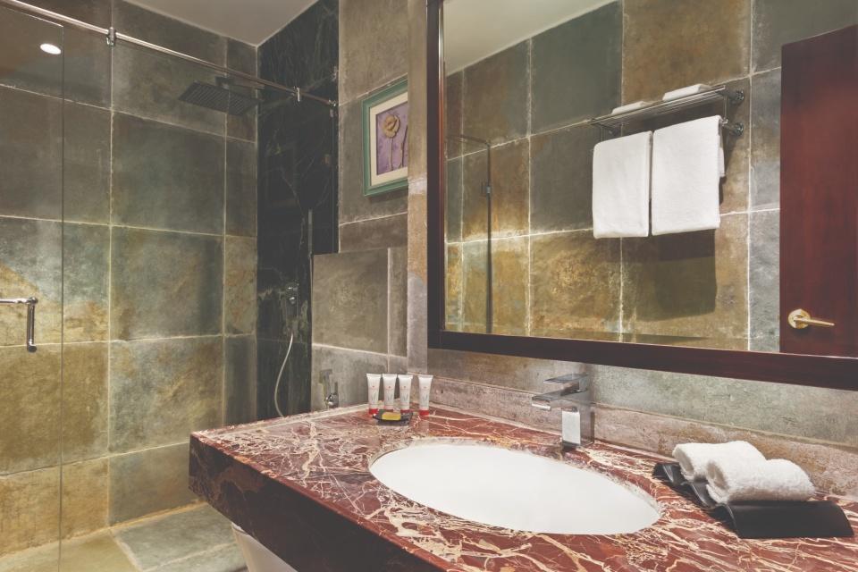 superior room at Ramada Resort Kumbhalgarh 2