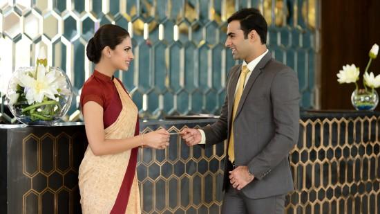 Reception Marasa Sarovar Premiere Tirupati Best Hotels in Tirupati Sarovar Hotels 1