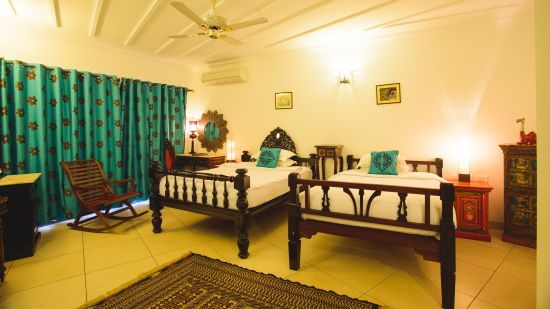 Luxury room - Ganga