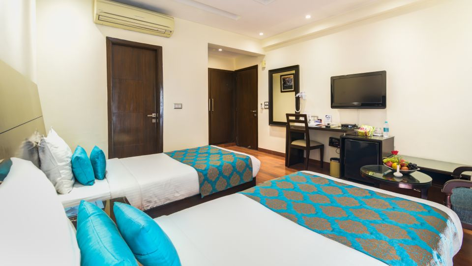 Executive rooms at Legend Inn 5