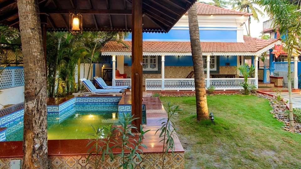 Shanti Villa Photos Luxury Villa in Goa 16