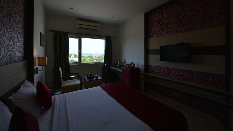 executive sea view 2 at Hotel SRM Tuticorin, Hotel in Tuticorin