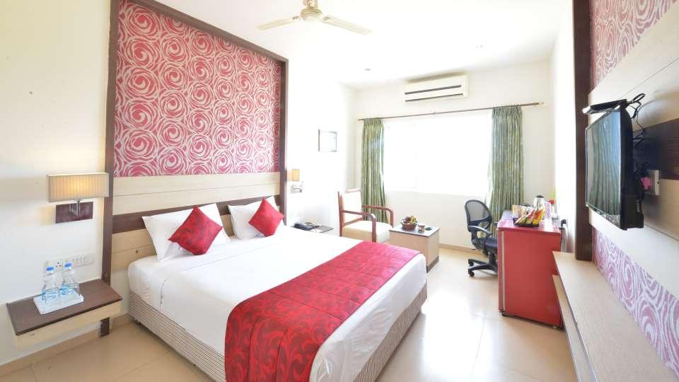 executive sea view at Hotel SRM Tuticorin, Hotel in Tuticorin