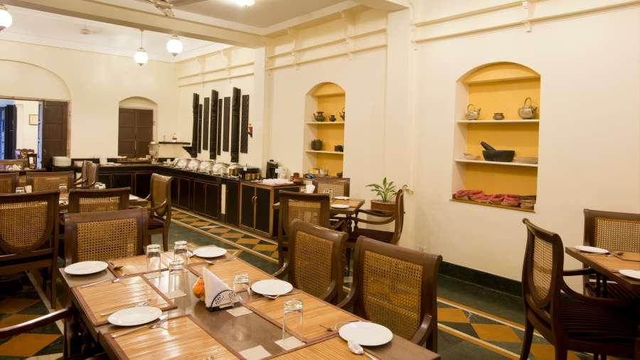 The Haveli Hari Ganga Hotel, Haridwar Haridwar Restaurant 1 The Haveli Hari Ganga Hotel Haridwar