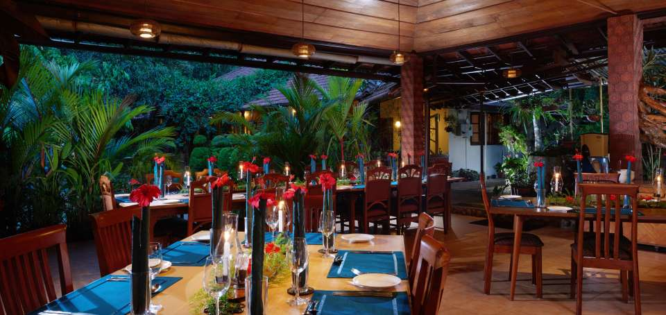 Tranquil Resort, Wayanad Tranquil Dining Area