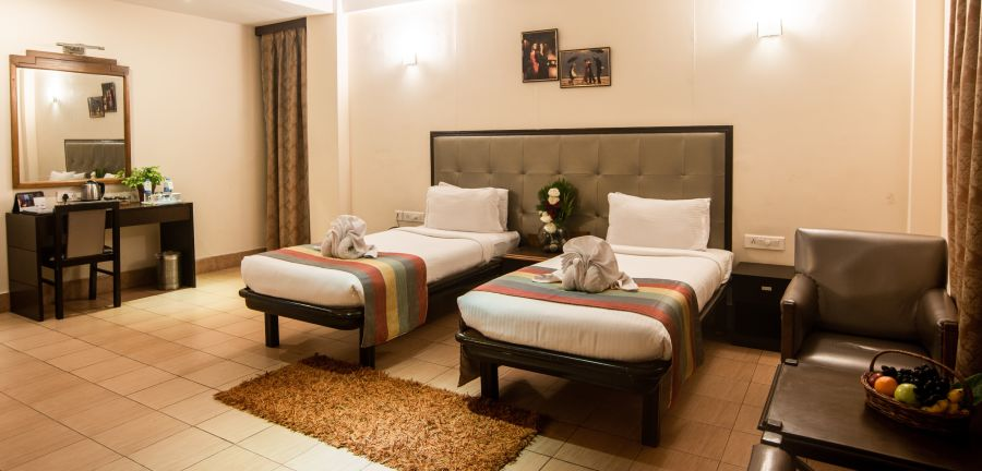 alt-text Premium hotel rooms in Meghalaya, Stay in Meghalaya-05, Hotel Polo Orchid, Tura-13