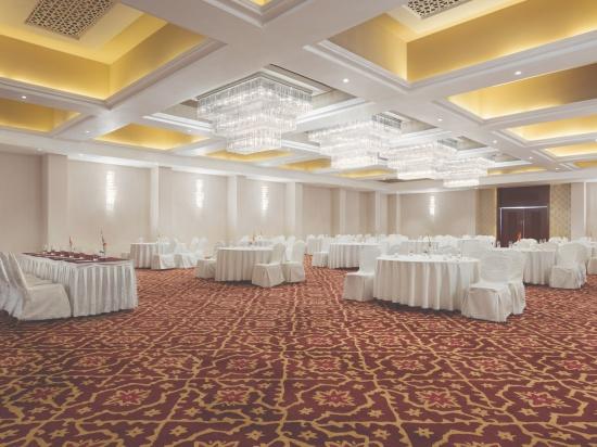 Darbar hall at Ramada Resort Kumbhalgarh 2