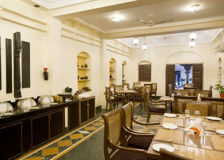 alt-text The Haveli Hari Ganga Hotel, Haridwar Haridwar Restaurant 2 Haveli Hari Ganga Hotel Hardiwar0