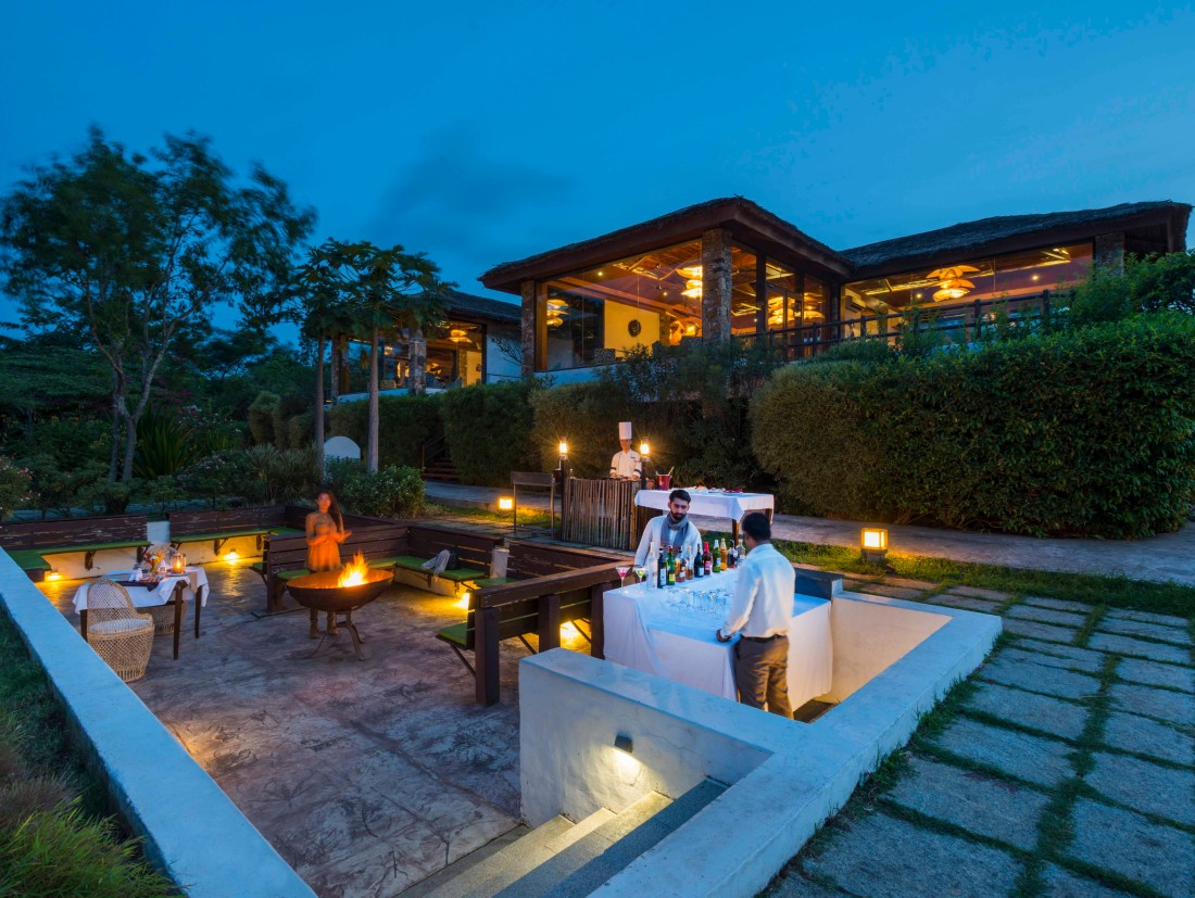 Jungle safari at Bandipur, Honeymoon Resort In Bandipur, The Serai Bandipur 13