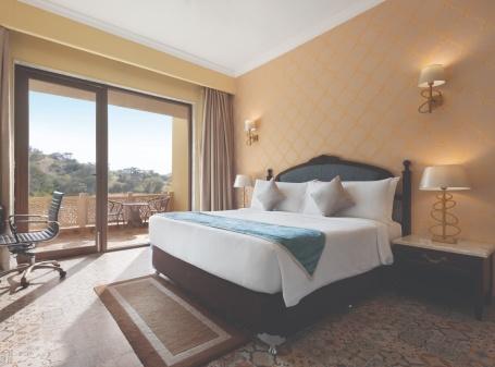 regal suite at Ramada Resort Kumbhalgarh 1