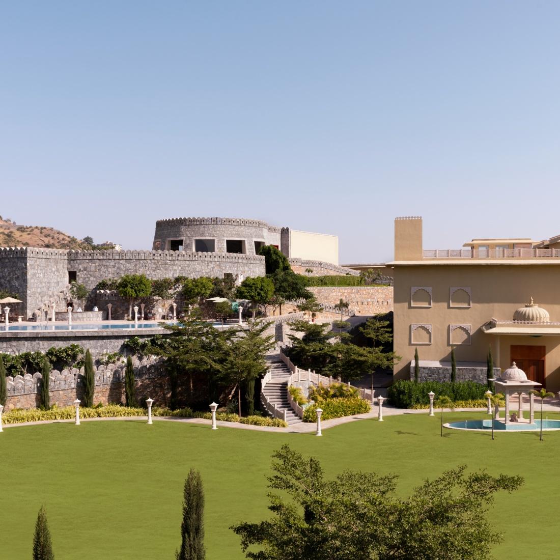 Raajsa Resort Kumbhalgarh Kumbhalgarh - Garden - 1336568