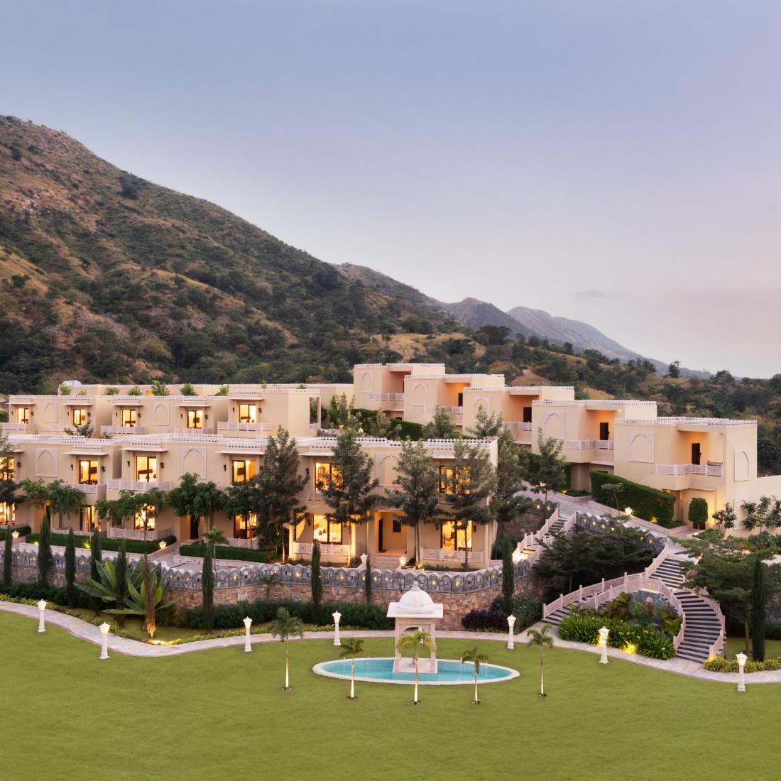 Raajsa Resort Kumbhalgarh Kumbhalgarh - Garden - 1336575