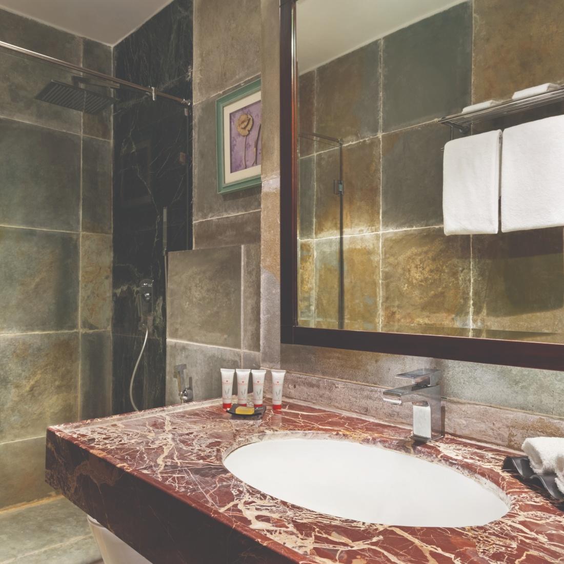 superior room at Raajsa Resort Kumbhalgarh 2