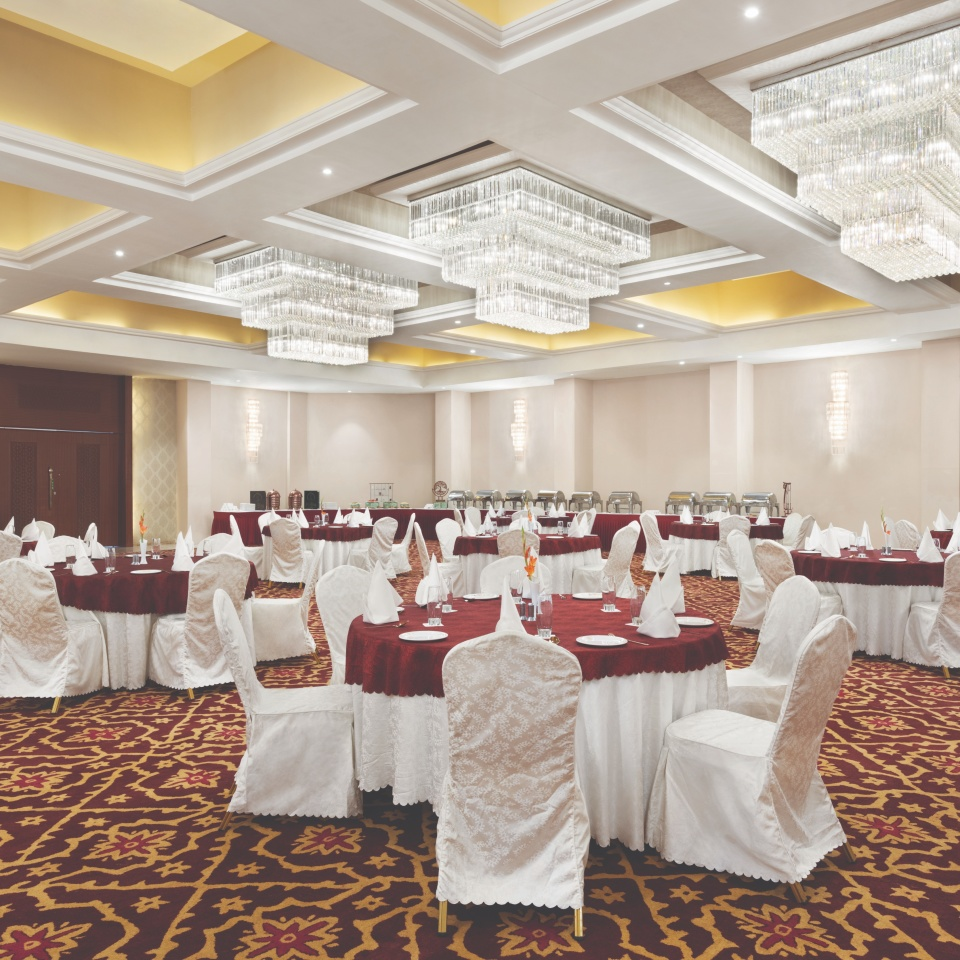 Darbar hall at Ramada Resort Kumbhalgarh 1